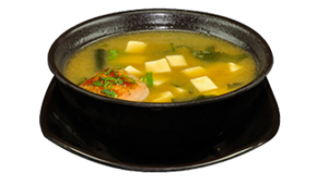 A32 Lachs Miso Suppe